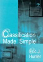 Cover image for Classification made simple