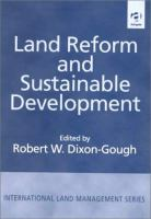 Cover image for Land reform and sustainable development
