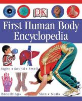 Cover image for Human body encyclopedia