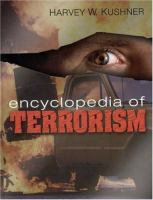 Cover image for Encyclopedia of terrorism