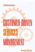 Cover image for Customer-driven services management