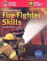 Cover image for Fundamentals of fire fighter skills