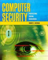 Cover image for Computer security : protecting digital resources