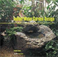 Cover image for Indoor water garden design