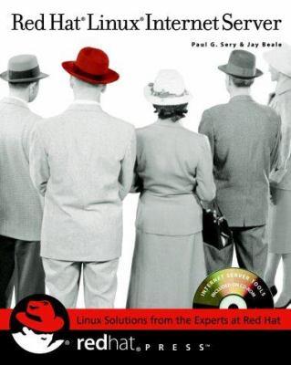Cover image for Red hat linux internet server