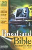 Cover image for Broadband bible