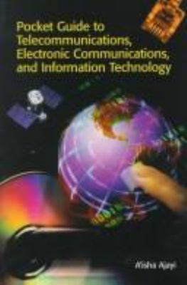 Cover image for Pocket guide to telecommunications, electronic communications, and information technology