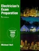 Cover image for Electrician's exam preparation : electrical theory National Electrical Code NEC calculations contains 2,400 practice questions