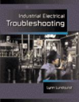 Cover image for Industrial electrical troubleshooting