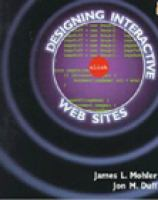 Cover image for Designing interactive web sites
