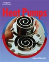 Cover image for Heat pumps