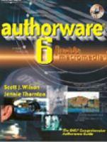 Cover image for Authorware 6 : [inside macromedia]