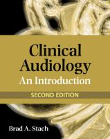 Cover image for Clinical audiology : an introduction