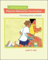 Cover image for Designing the physical education curriculum