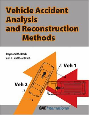 Cover image for Vehicle accident analysis and reconstruction methods