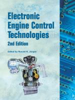 Cover image for Electronic engine control technologies