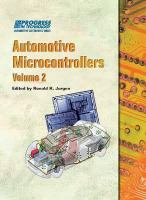 Cover image for Automotive microcontrollers