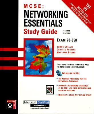 Cover image for MCSE. Networking essentials study guide