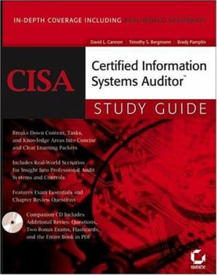Cover image for CISA - Certified Information Systems Auditor : study guide