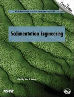 Cover image for Sedimentation engineering