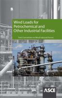 Cover image for Wind loads for petrochemical and other industrial facilities
