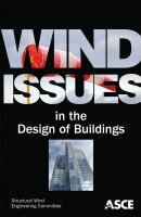 Cover image for Wind issues in the design of buildings