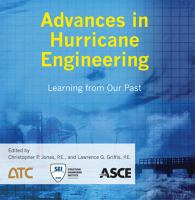 Cover image for Advances in hurricane engineering learning from our past