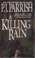 Cover image for A killing rain