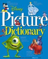 Cover image for Disney's picture dictionary