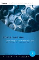 Cover image for Costs and ROI : evaluating at the ultimate level
