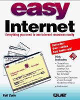 Cover image for Easy internet