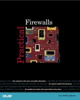 Cover image for Practical firewalls