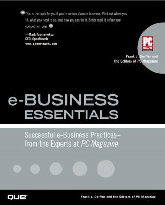 Cover image for E-business essentials