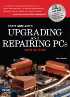 Cover image for Upgrading and repairing PCs