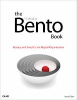 Cover image for The bento book : beauty and simplicity in digital organization
