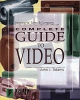 Cover image for Complete guide to video