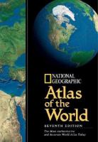 Cover image for National geographic atlas of the world