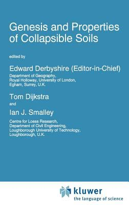 Cover image for Genesis and properties of collapsible soils