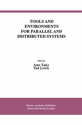 Cover image for Tools and environments for parallel and distributed systems