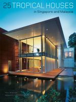 Cover image for 25 tropical houses in Singapore & Malaysia