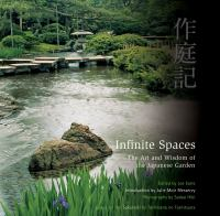 Cover image for Infinite spaces : the art and wisdom of the Japanese garden