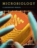 Cover image for Microbiology : a laboratory manual
