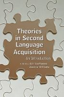 Cover image for Second language acquisition : an introductory course
