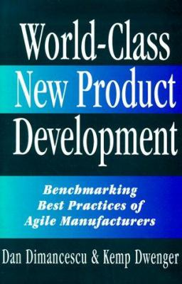 Cover image for World-class new product development : benchmarking best practices of agile manufacturers