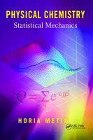Cover image for Physical chemistry : statistical mathematics
