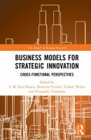 Cover image for Business models for strategic innovation : cross-functional perspectives