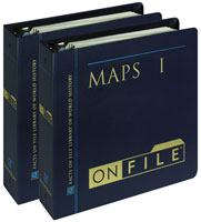 Cover image for Maps on file