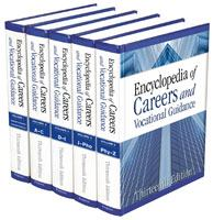 Cover image for Encyclopedia of careers and vocational guidance