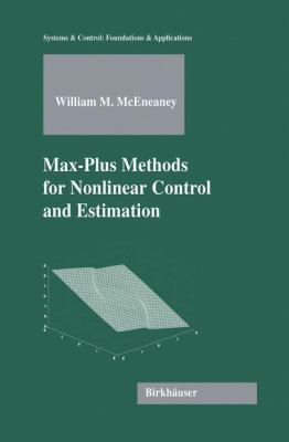 Cover image for Max-plus methods for nonlinear control and estimation
