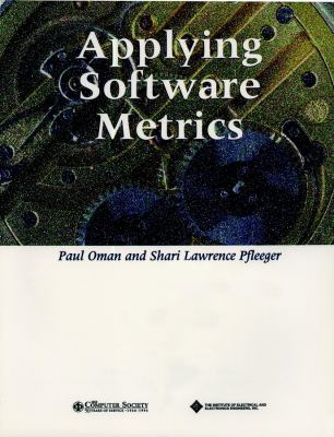 Cover image for Applying software metrics